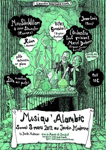 Musiqu' Alambic Festival#1